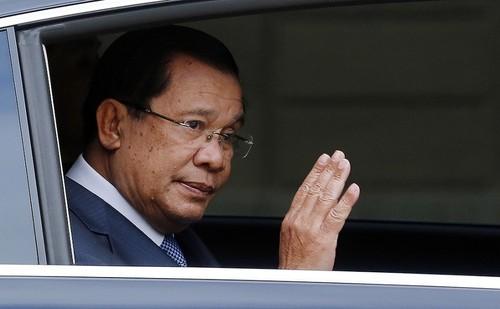Ông Hun Sen tuyên bố không ủng hộ phán quyết của PCA