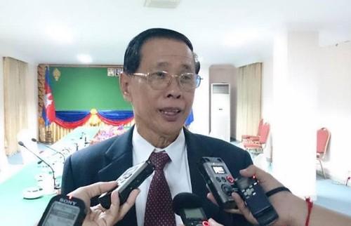 """Phản ứng lạ của Bộ Ngoại giao Campuchia về """"facebooker Việt Nam"""""""