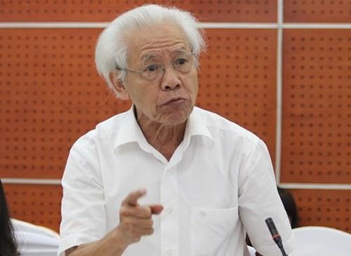 Ai đã thẩm định sách giáo khoa Công nghệ giáo dục của Giáo sư Hồ Ngọc Đại?