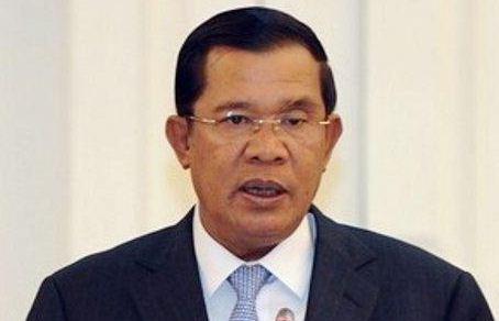 Ông Hun Sen từ chối đề nghị xin ân xá cho Sam Rainsy, Kem Sokha