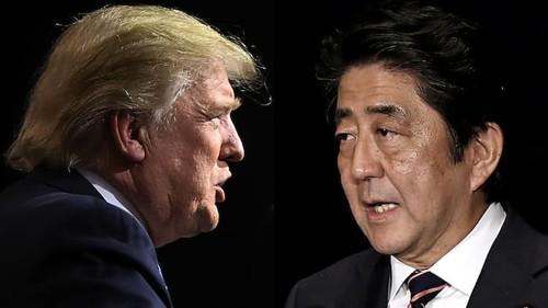 Châu Á hồi hộp chờ đợi cuộc gặp Donald Trump – Shinzo Abe