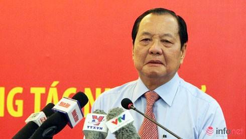 Ông Lê Thanh Hải ở đâu khi Khu đô thị Thủ Thiêm… dậy sóng?