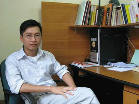 TSKH Phùng Hồ Hải được đặc cách phong hàm GS trong đợt vừa qua.
