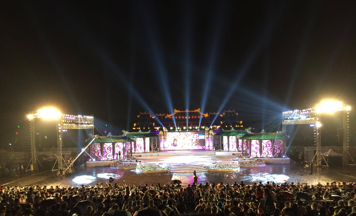 Sau khai mạc hoành tráng, Festival Huế 2016 sẽ là nhiều sự kiện đặc biệt