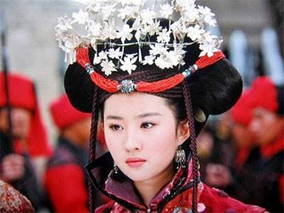 Những nàng công chúa cổ trang đẹp nhất màn ảnh Hoa ngữ