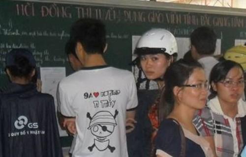 Cần làm rõ những bất thường trong thi tuyển viên chức tại Bắc Giang