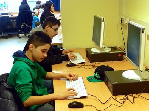 Giáo dục ở trường trung học cơ sở tại Cộng hòa liên bang Đức