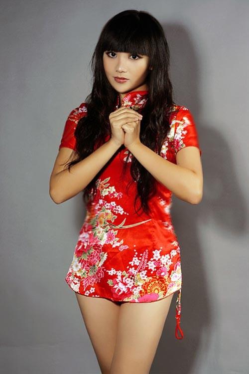 Liu Win Win – Nàng WAGS 'xì tin' nhất Trung Hoa