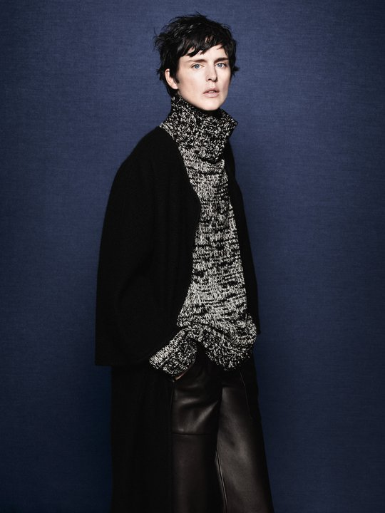 ZARA COLLECTION AUTOMNE HIVER 2011 2012