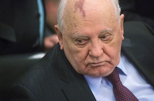 Gorbachev: Mỹ kéo Nga vào cuộc Chiến tranh Lạnh mới