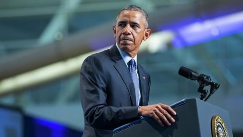 Tổng thống Mỹ Barack Obama. Ảnh Rian.
