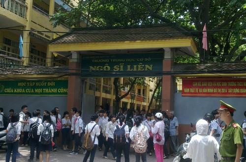 Tuyển sinh tới 885 học sinh lớp 6, trường Ngô Sĩ Liên dậy dỗ thế nào?