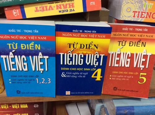 Từ điển tiếng Việt: