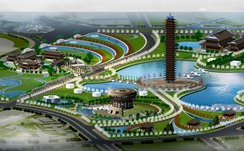 Vừa xin gạo cứu đói, Thanh Hoá lại định xây công viên văn hoá hơn 2.000 tỷ đồng