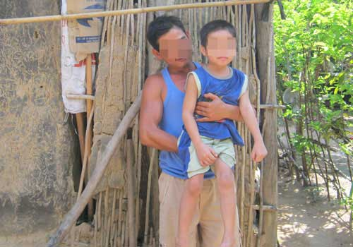 Nhẫn tâm chôn sống con trai 1 ngày tuổi, An ninh - Hình sự, Chon song, con trai, con gai, tre so sinh, mang thai, an ninh, bao.