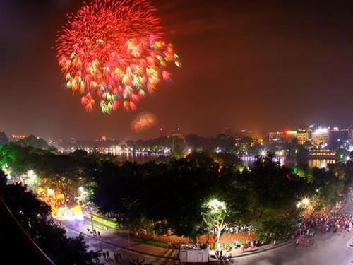 Hà Nội không bắn pháo hoa, Thành phố Hồ Chí Minh dự tính tốn 2 tỷ đồng