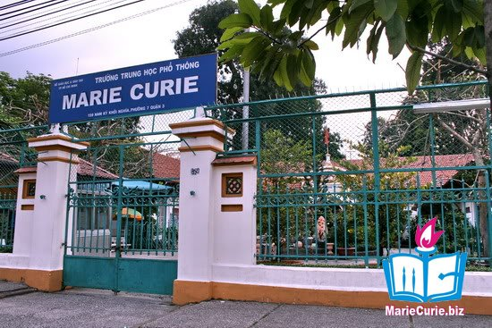 Trường THPT Marie Curie TP HCM