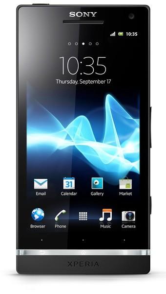 [CES 2012] Sony chính thức giới thiệu Xperia S, 4,3 inch