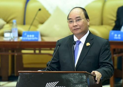 Thủ tướng: Việt Nam chỉ đón nhận công nghệ thiết bị hiện đại, bảo vệ môi trường