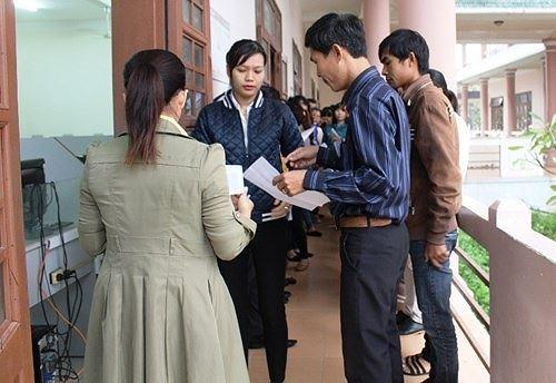 Công an vào cuộc vụ thi tuyển giáo viên rớt, phúc khảo thành thủ khoa