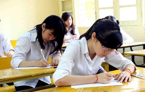 Hướng dẫn đăng ký xét tuyển vào các trường ĐH-CĐ năm 2015
