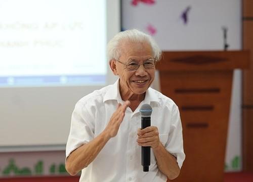 GS Hồ Ngọc Đại: Nếu có công nghệ giáo dục, 30 năm sau sẽ có một dân tộc khác