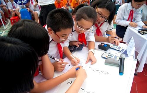 Từ nay, Phòng Giáo dục ở Hà Nội chỉ được tổ chức những cuộc thi nào?