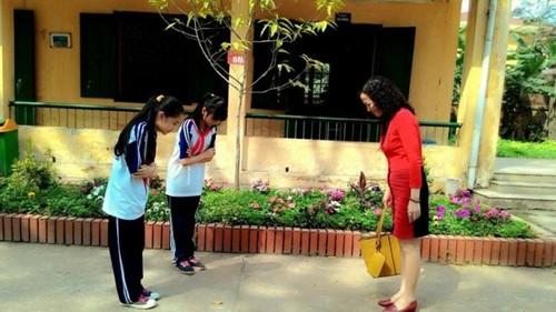 Cẩm nang chống bạo lực học đường của Bộ trưởng Nhạ