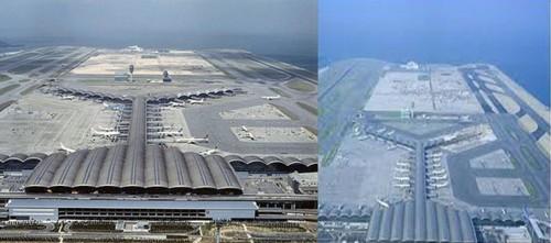 Nghi vấn phối cảnh sân bay Long Thành