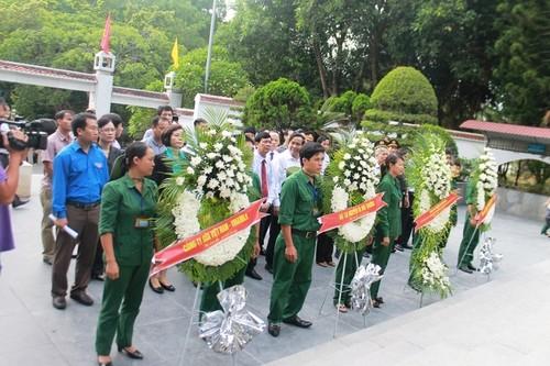 Vinamilk trồng hơn 5.000 cây xanh tại Khu di tích Ngã Ba Đồng Lộc - ảnh 2