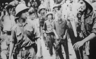 """Bản gốc """"Lời tuyên bố đầu hàng cho Dương Văn Minh"""" được phục dựng lại"""