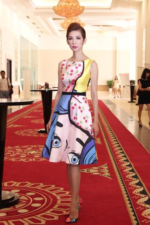 Ngồi ghế nóng Vietnam's Next Top Model, Xuân Lan sẵn sàng chịu ném đá