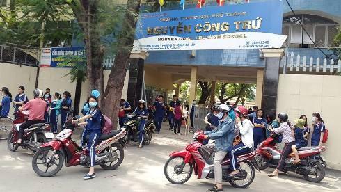 Image result for Trường Nguyễn Công Trứ gò vấp