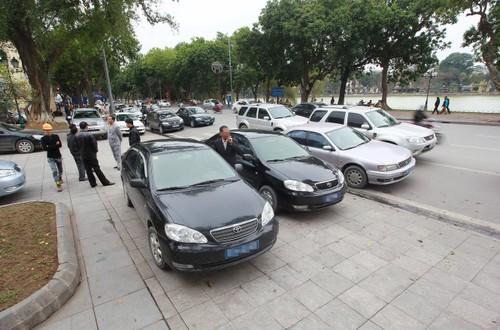 Khoán xe công để… dùng xe công vào việc riêng?