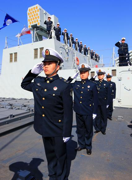 trục Côn Minh cho Hạm đội Nam Hải, Hải quân Trung Quốc