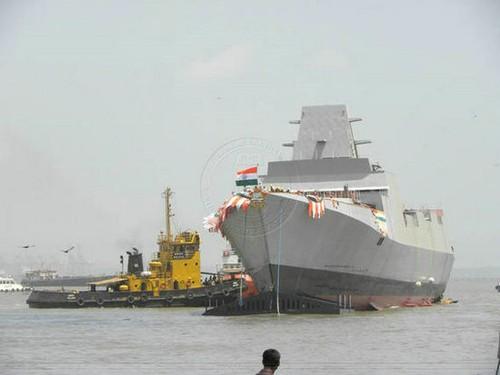 """Ấn Độ mở rộng hải quân chặn """"tuyến đường sinh mệnh"""" của Trung Quốc"""