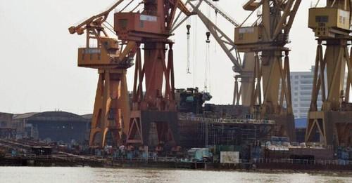 Báo Trung Quốc tiết lộ tàu tiếp tế viễn dương mới nhất 40.000 tấn