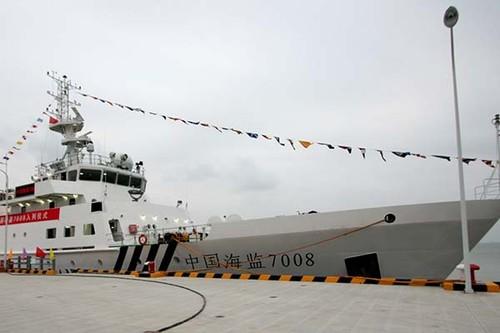Trung Quốc triển khai thêm 1 tàu hải giám ở biển Hoa Đông