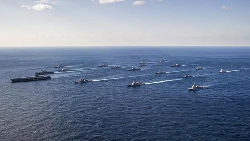 Báo Mỹ nhắc Trung Quốc đừng quên Nhật Bản có Mỹ đứng sau