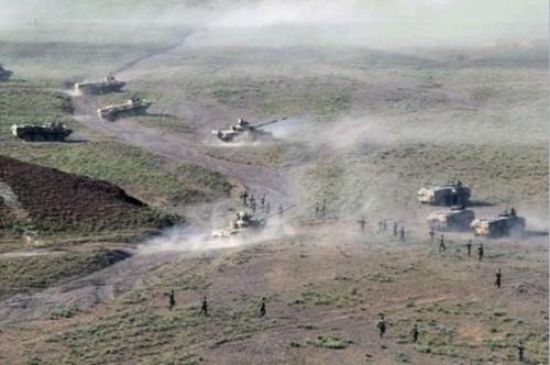 Quân đội Trung Quốc tích cực tham gia tổ chức diễn tập với các thành viên SCO, nhất là chống khủng bố để ổn định phía tây bắc, rảnh tay cho bành trướng trên Biển Đông?