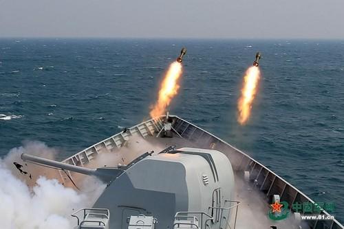 Kết quả hình ảnh cho Hai tàu khu trục khổng lồ mới của Việt Nam sẽ cho Trung Quốc một bài học trên Biển Đông