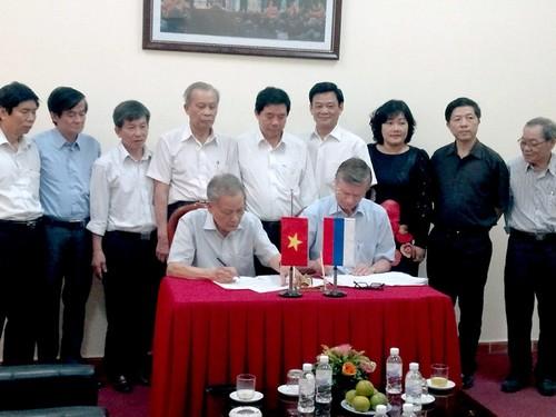 Thỏa thuận mở trường Đại học liên kết Nga – Việt