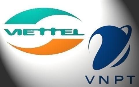 Cước 3G tăng góp phần giúp VNPT, Viettel đạt doanh thu