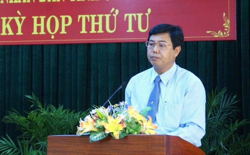 Kết quả hình ảnh cho Chủ tịch UBND tỉnh Cà Mau Nguyễn Tiến Hải