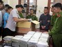 Những chuyên án bắt giữ hàng trăm kilogam ma túy tuồn vào Việt Nam